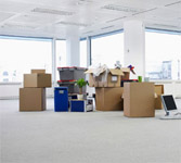 Business removals Telford
